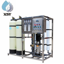 2000L fully automatic mineral water plant/compact sewage treatment plant/spring water bottling plant