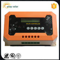 new arrival 12v 24v 30a solar street light controller manual pwm solar charge controller