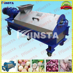 industrial fruit ice cream commercial food processor vertical slow juicer extractor