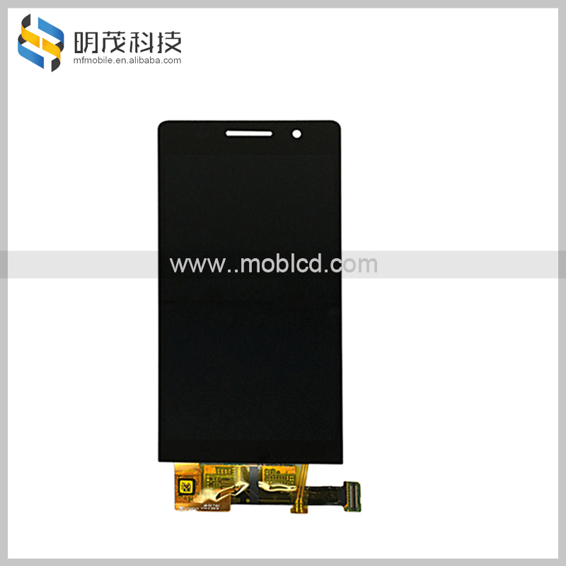 New Low Price China Mobile Phone Repair Parts For Huawei Ascend P6 Lcd And Digitizer