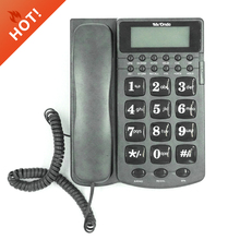 Big button corded ID telephone cheap custom phones