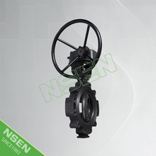 NSEN High-end Butterfly Valve Manufacture! Lug Type Butterfly Valve
