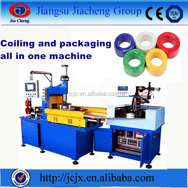 Electric automatic electric cable winding machine/motor coil winding machine