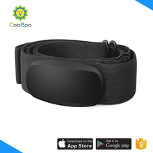 BLE ANT Heart Rate Monitor Smart Chest Strap Optimize HIIT Workouts Measuring Your bpm