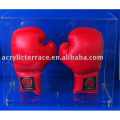 Clear Acrylic Glove Boxing Display Case