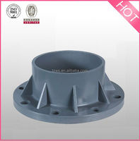 pvc TS flange for pipe fittings and ball valves