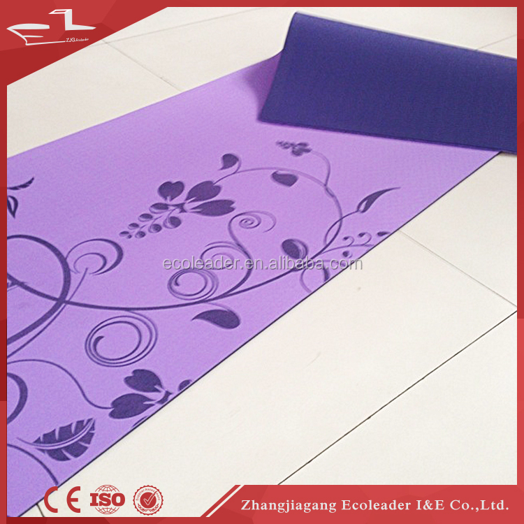 2016 Special Price Promotion 4mm TPE Adult Yoga Mat