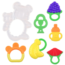 Good Quality Light Safety Guarantee Safe Silicone Baby Teether