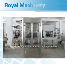 Full Automatic neck shrink label sleeving machine
