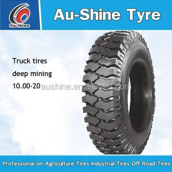 Hot sale deep mining bias truck tire 8.25-16