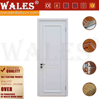 Hot sale type cheap price solid core wooden indian decorations door