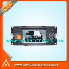 "NEW Car Special DVD GPS Player for CHRYSLER 300C/ DODGE/ JEEP 5"" Touch Screen/Bluetooth/Audio/USB/CAN-BUS/3D MENU,with a map"