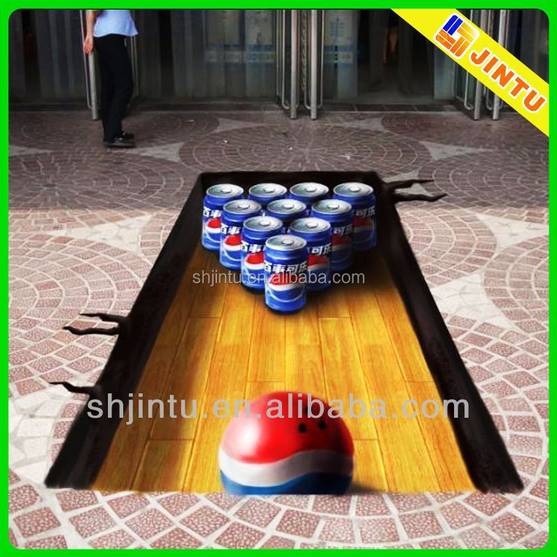 3d Sticker For Floor,3d Wall Sticker,3d Flooring Art