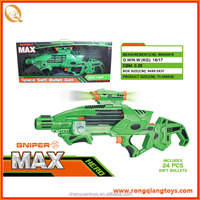 Hot selling soft bullet gun toy with great price BO04413123