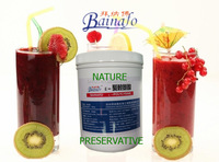 FDA no harm natural preservative better than potassium sorbate for fruit juice