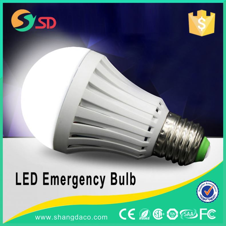 Best design POWER CUT led emergency battery operated room light