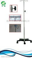 Stainless steel iv drip stand medical iv pole with low price