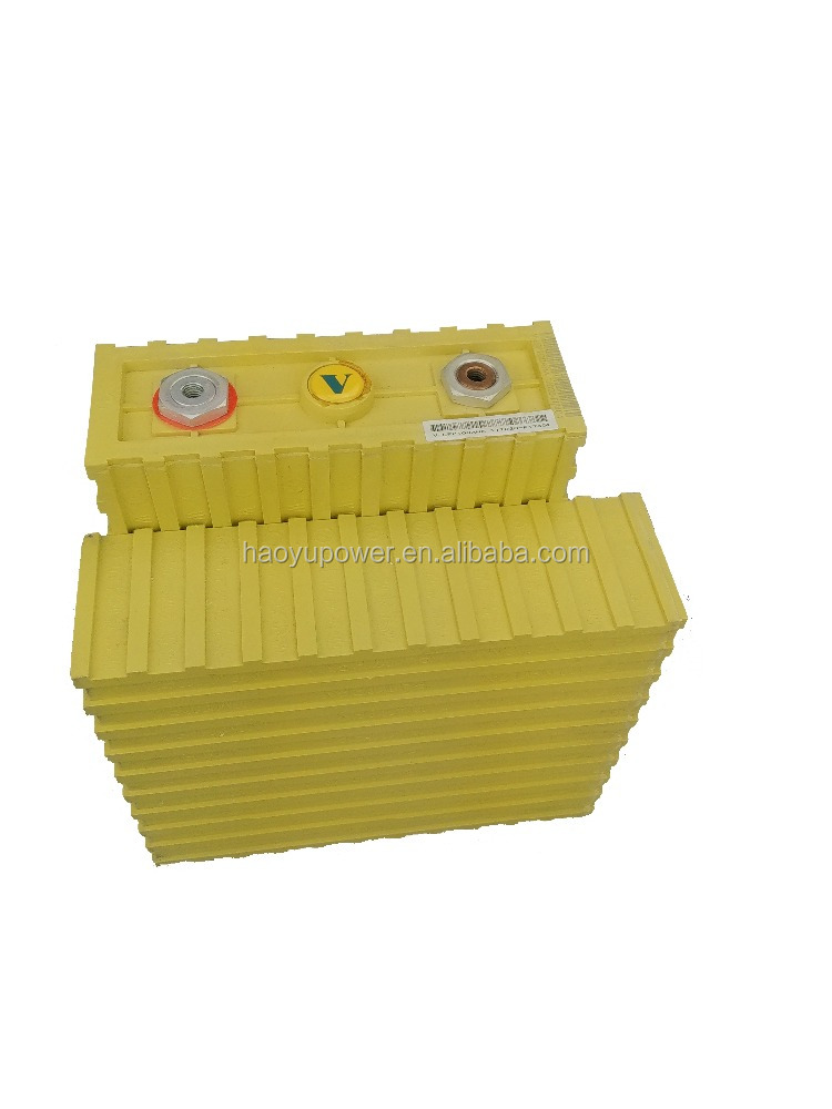 lifepo4 battery cell 3.2V100AH for solar energy ups