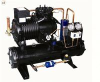 copeland scroll compressor condensing unit for cold room