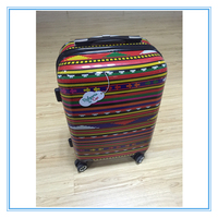 Plastic Luggage Bags Cases PC ABS