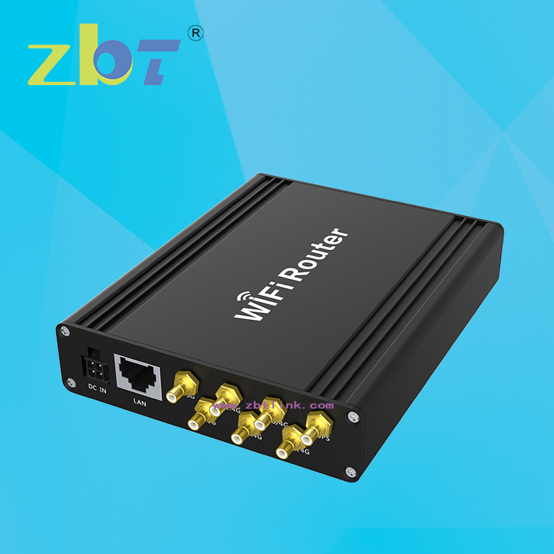 new style 3g/4g gps wifi module router