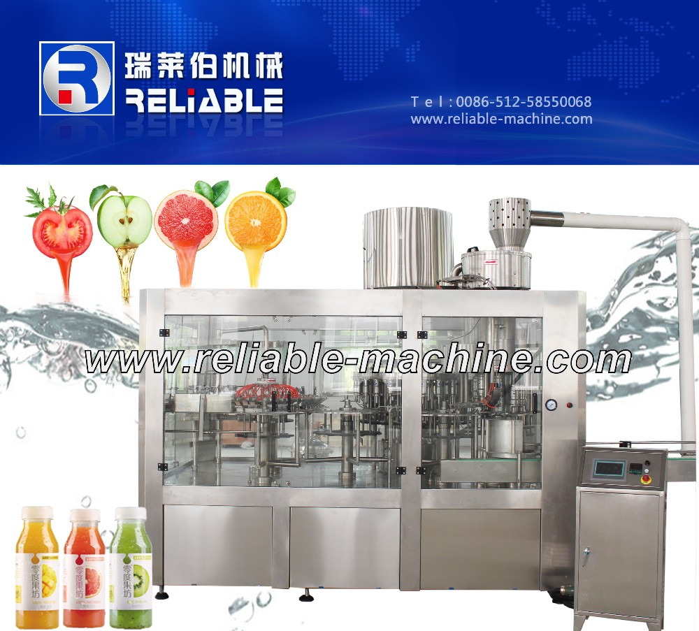 Apple / Orange / Mango Concentrated Juice Processing Plant