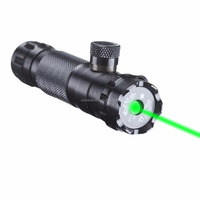 Tactical Adjustable Hunting Rifle Scope Mounts Green Laser Sight
