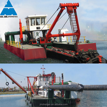5000m3 24inch Sand Cutter Suction Dredger River Dredging Equipment