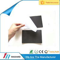 Wholesale China Trade double side self- adhesive magnetic sheet