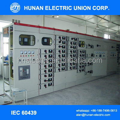 Power distribution board/ Electrical cubicle