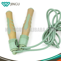 digital count skipping jump rope / speed training rope for loss weight