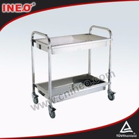 Transport Beverage hotel trolley room service cart/housekeeping equipment hotel housekeeping trolley