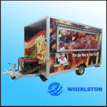 Electric tricycle food truck Multi-function Food Cart /China Food Trailers/multi-function mobile pizza van