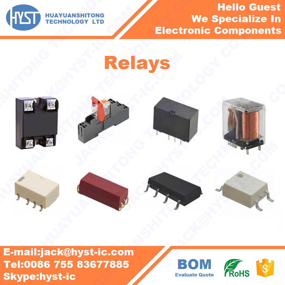 Relay AQR30A2-S-Z4/6VDC HE1AN-Q-DC110V TQ2SS-L2-1.5V-Z Power Signal Solid State Time Delay
