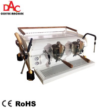 1-2-3-groups commercial espresso and cappuccino coffee machine