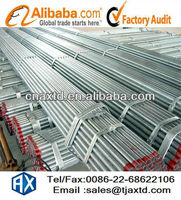 Inquiry now ! decoration and gree house Galvanized steel pipe