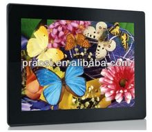 13.3 Inch free sample digital photo frame/lcd advertising display for bus