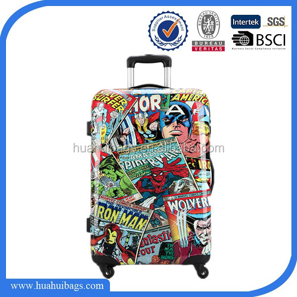 travel trolley casual luggage case