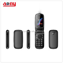 small cute hot sale flip phone cheap stylish mobile phone slim mobile flip phone