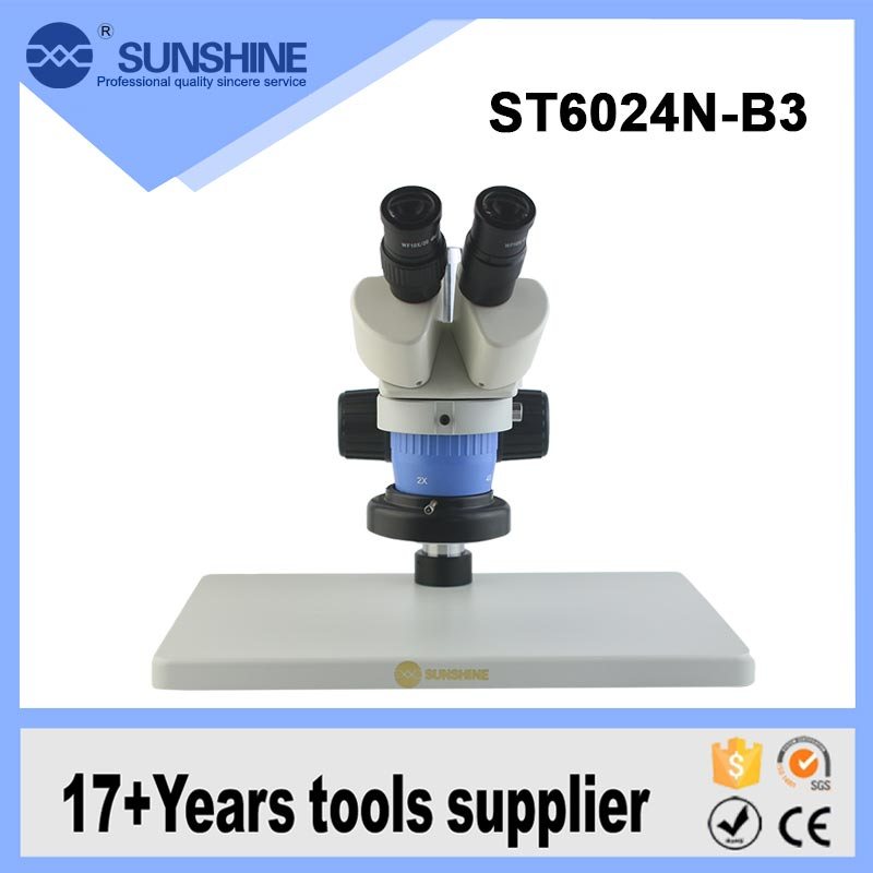 ST6024N-B3 Stereo microscope wholesale 2016 novel microscope
