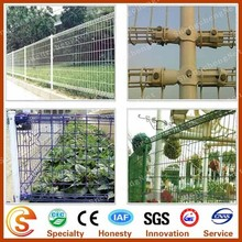 Double circle fence anti-climbing frame type welding net permanent OEM offered