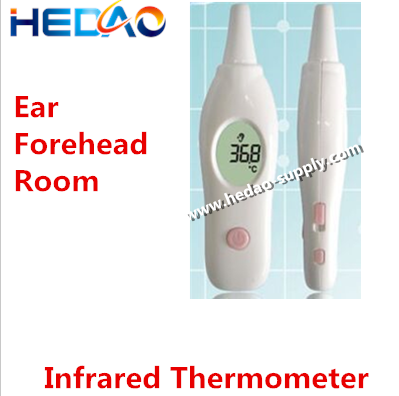 New Ear&Forehead Thermometer Baby Adult Infant Kids Child Body Temperature Meter