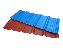 various thickness and colors Aluminium Corrugated Roofing Sheets