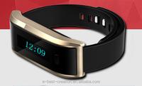 Ladies electronic bluetooth vibrating wrist bracelet wrist smart watch.