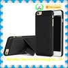 Mobile Phone Case Fashion Hard Back Cover Skin Folding PU Leather Case for iPhone 6 Plus