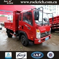 China supply sand 4x2 tipper truck new dumper