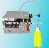 Table Top Magnetic Pump Liquid Filling Machine With Single Head