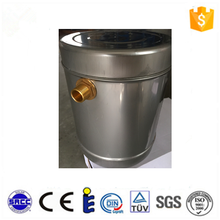 CE Approved Stainless Steel Solar Water Tanks Assistant Tank for Solar Water Heater