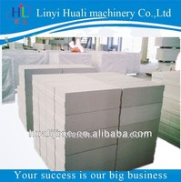 automatic light weight brick making machine