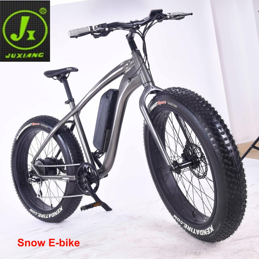 hummer snow electrical bicycle/ebike cheap price with lithium battery in China/india/Germany